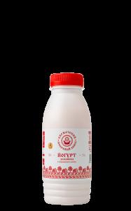Йогурт питьевой 1,5% земляника