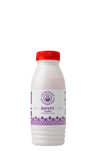 Йогурт питьевой 1,5% черника