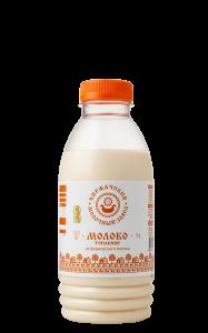 Топленое молоко 4%